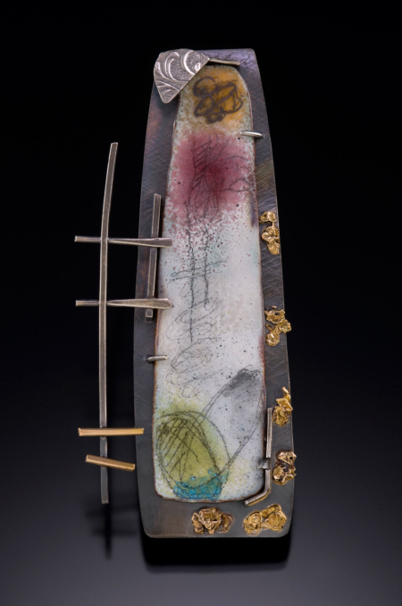 Enameling with Anne Havel
